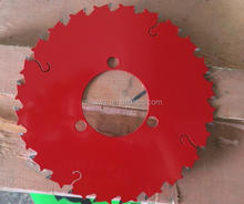 Teflon TCT Circular Saw blade/CUTTER BLADE for wood/MDF -FISH HOOK