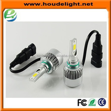 C6 36W led car headlight all in one car headlight kit cob car headlight