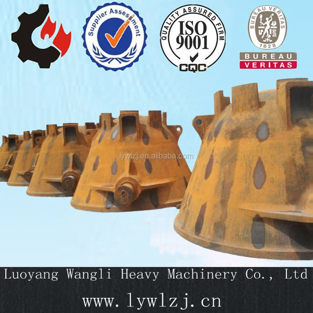 China Supplier Casting Foundry Metal Slag Ladle