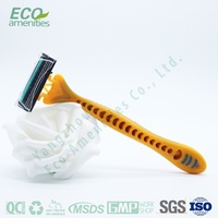 Paper Sachet Manufacturer safety razor blades is disposable razor