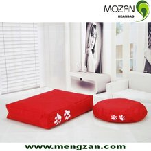 Modern waterproof fabric pet furniture beanbag dog bed cat bed