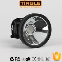 Outdoor high power headlight led bike headlight rechargeable led lamp