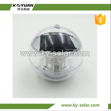 Hot sell cheap solar lights outdoor led waterproof ball type solar floating pond light