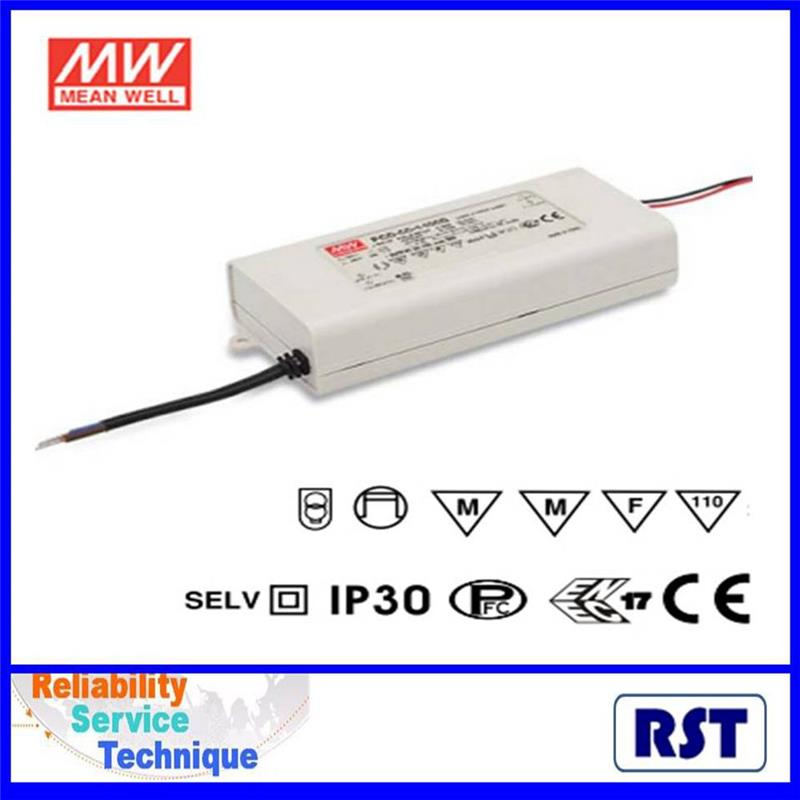 MeanWell for power system home led flat panel lighting driver