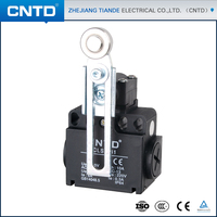 CNTD World Best Selling Products Sensitive Micro Limit Switch Low Voltage Telemecanique