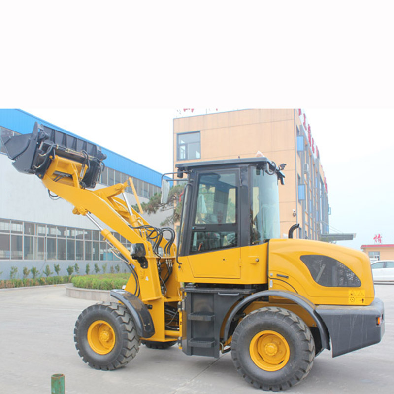 CE approved front end small mini loader