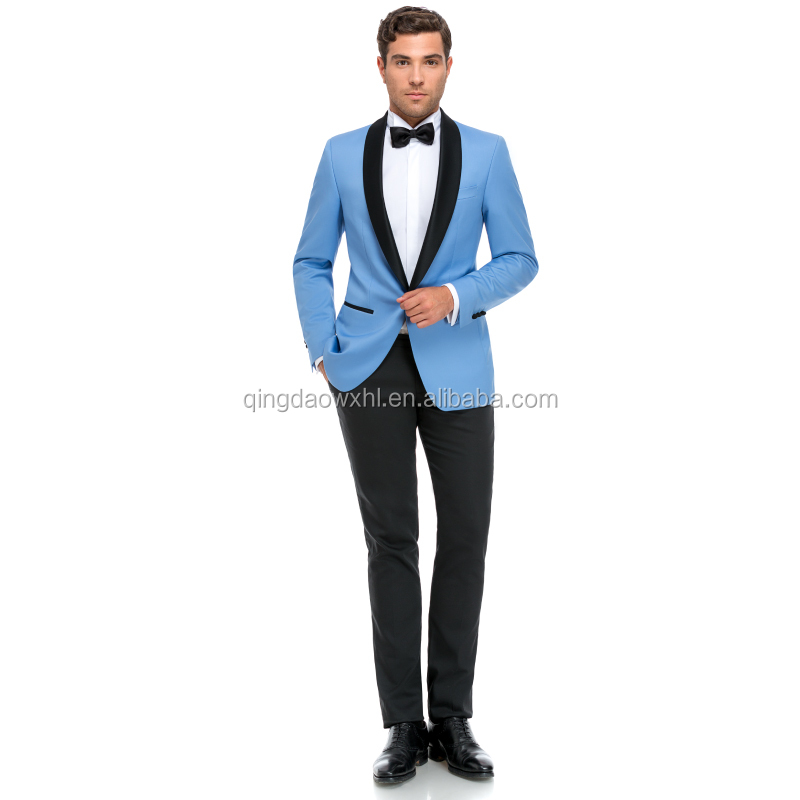 2017 Italian Latest Trendy Suits Brands Man Fashion Business Suit for Men