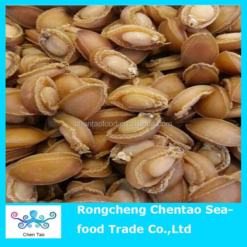 Dried seafood abalone