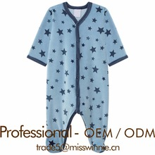 2017 hot sale fashion organic cotton import baby clothes china baby romper/baby toddler clothing
