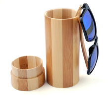 China factory custom luxury wood sunglasses classic sunglasses wood box