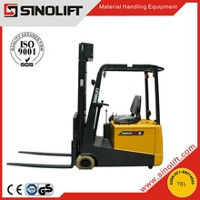 2015 SINOLIFT Brand New CPD-F Series Three wheels Electric Forklift DC for Sale