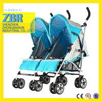 Factory Brand New baby trolley walker fold portable twins baby carrier stroller baby pram