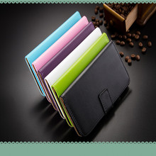Leather Wallet Case Cover Cell Phone Fundas for Lenovo A880 A620 A500 A520 A850 A820 S850