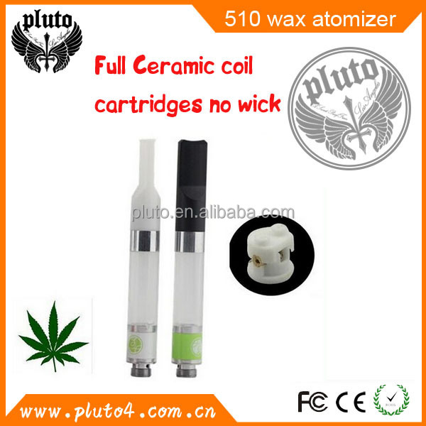 Disposable electric cigarette wholesale 510 oil vaporizer cartridge empty