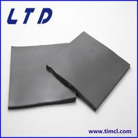 2.0mm*200mm*400mm grey silicone thermal pad with 6w/m-k