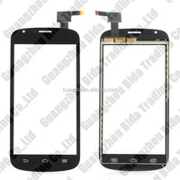 On stock touch screen glass replacement for ZTE Blade Q