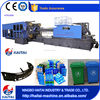 Heating power vegetable plastic crate injection moulding machine