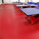 PVC sports acoustic table tennis floor in roll