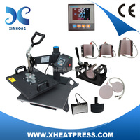 8in1 auto emc heat transfers for shirts customized factory HP8IN1