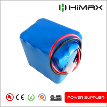 Customize 18650 rechargable battery pack 12 volt lithium ion battery