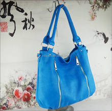 GuangDong PU Leather 2014 Trendy Girls Hobo Bags