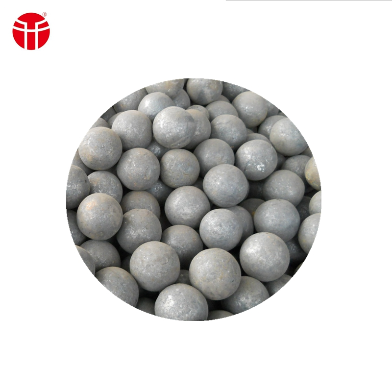 High quality grinding media forged steel grinding balls for ball mill