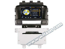 WITSON ipod interface OPEL ASTRA J with 1080P HD Video Display