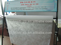 breathable and waterproof TPU hot- melt adhesive web for cloth interlining