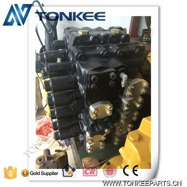 UK36-302 Hydraulic main control valve LV30V00009F1 for KOBELCO