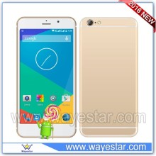 Latest 6inch Big Screen Quad Core MTK 6580 Smart Phones 3G