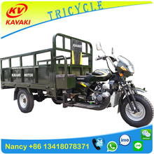 2.5T 1.4m*2.5m carriage Zongshen double water cooled Tricycle engine carried cargo three wheel motorcycle