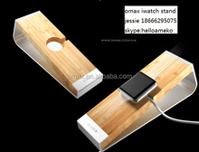 For APPLE WATCH STAND , ALL WOODEN CHARGER STAND WOOD DOCK STATION CHARGING HOLDER FOR APPLE WATCH