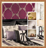 best seller vinyl wallpapers with deep embossed and strong handfeel