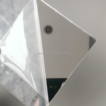mirror acrylic panels 3mm plastic mirror acrylic sheet