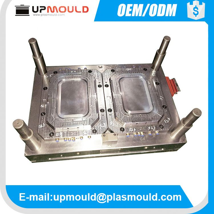mold for Plastic crate mobile phone case plastic injection mould concrete cylinder mold
