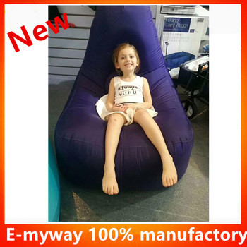 2017 new patent new design Air Sofa Inflatable Lounger with pillow for Promotion