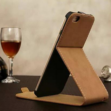 leather vertical flip case for moto x force