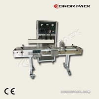 Plastic Bottle Cap Sealing Machine