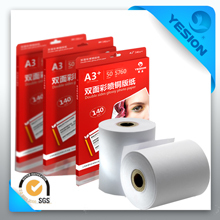 Good Color Absorbability 260gsm 300gsm double sided inkjet glossy paper