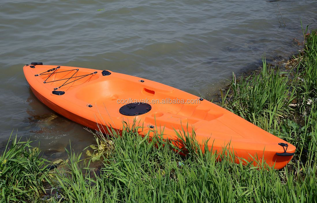 No inflatable fishing boat white water sea sit on top for Best inflatable fishing kayak