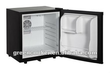 black hot sale mini fridge mini bar fridge optional Liters