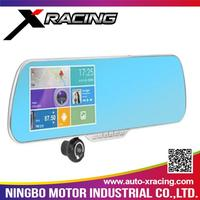 PM-A-1606 Xracing rearview mirror,car rearview mirror gps,universal mirror dvr