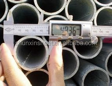 BS1139 Round Steel Scaffolding Pipe, Galvanized Scaffolding Tube