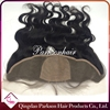 Brazilian hair 7A in stock ear to ear lace frontal with silk base closure