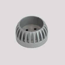 Customized aluminum alloy ADC12 die casting LED housing