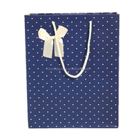Custom New fancy own company logo printed shopping bag ,gift bag,paper bag with handle