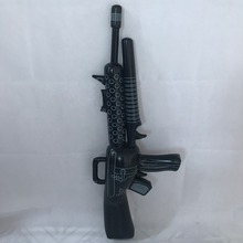 china manufacture black pvc inflatable gun
