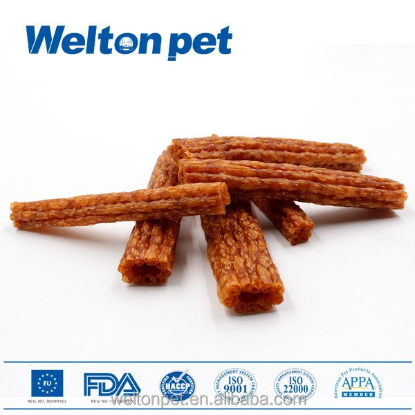 Raw Ingredients Weight Control Small All Life Stages Bison & Pumpkin Flavor Dog Dental Treats