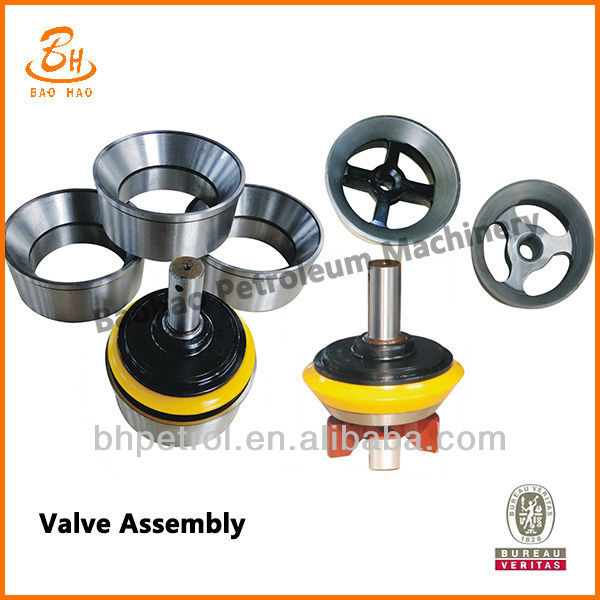 Mud Pump Valve Assembly For Oil Field Drilling Equipments