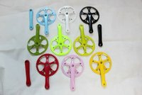 X-TASY Colorful Fixed Gear Crank and Chainwheel HFC-AS-A003